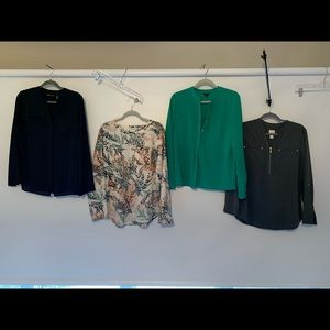 Blouse Bundle 4 for $40